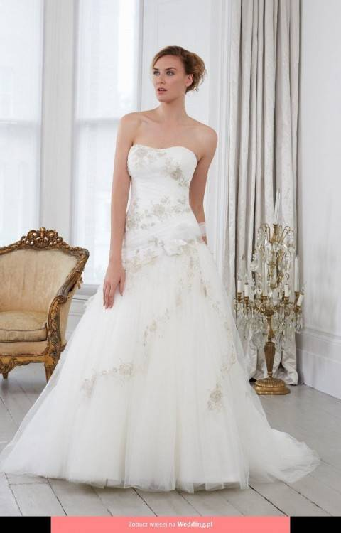 Hochzeitskleid der Marke Lilly