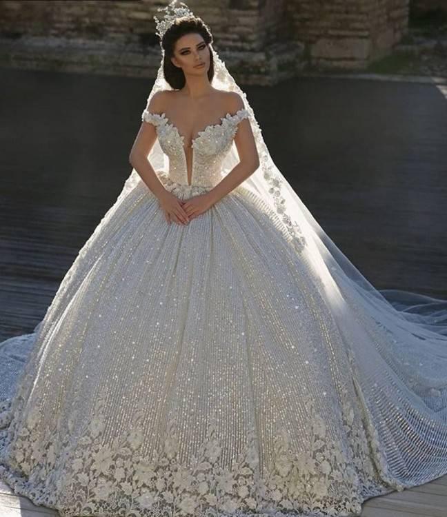Cinderella Hochzeitskleid