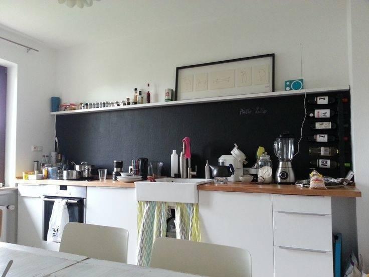 Ungewöhnlich Oberschrank Küche Ideen Die Designideen Für Einmalig · Küche Ohne Hängeschränke