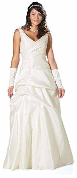 Erröten Sie sexy Hochzeitskleid