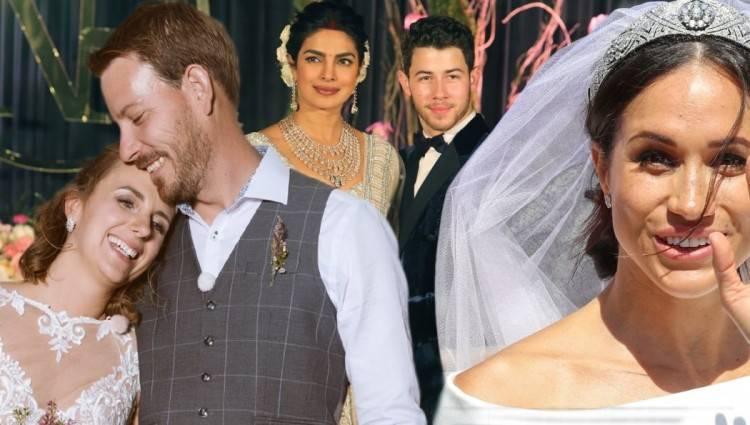 Chiara Ferragni an ihrem Hochzeitstag in einem ihrer sündhaft teuren Spitzenkleider