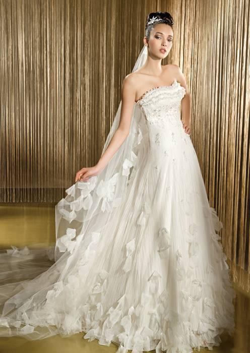 Demetrios 2019 Hochzeitskleid
