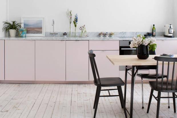 20 Ikea Kuechen Ideen Einzigartig Einrichtungsideen Für Wohnküche  Clevere Kombiniert Ein Tisch