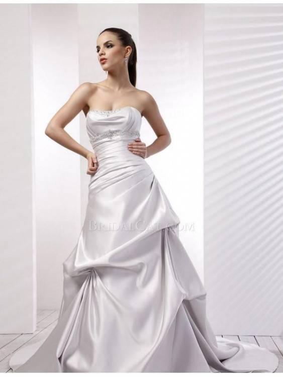 Einfach Hochzeitskleid für Verkauf BC266S63998