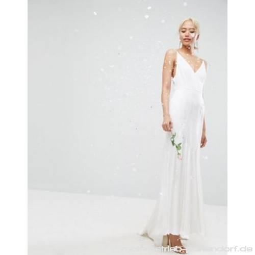 Brautkleid, Hochzeitskleid ASOS Bridal ausverkauft Halterneck ivory 3