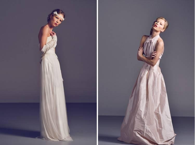 Wir bieten Ihnen eine große Auswahl kurzer Hochzeitskleider in München Haar