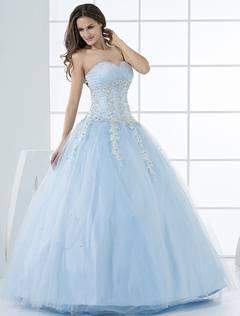 Großhandel Lange Ärmel Blau Brautkleider Klatsch Mädchen Elie Saab Brautkleider Islamischen Dubai Muslim Brautkleider Echte Fotos Von Simondress,