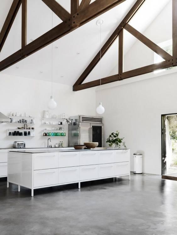 50 herrliche kleine Küchen und Ideen, die Sie von ihnen verwenden können #pequeño #cocinaabierta #cocinas #piso #decoración #kitchens #inspirationsitzbank