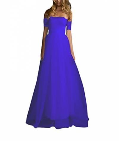Gebraucht Brautkleid Hochzeitskleid Blau weiß 40 in 13583 Berlin um € 180