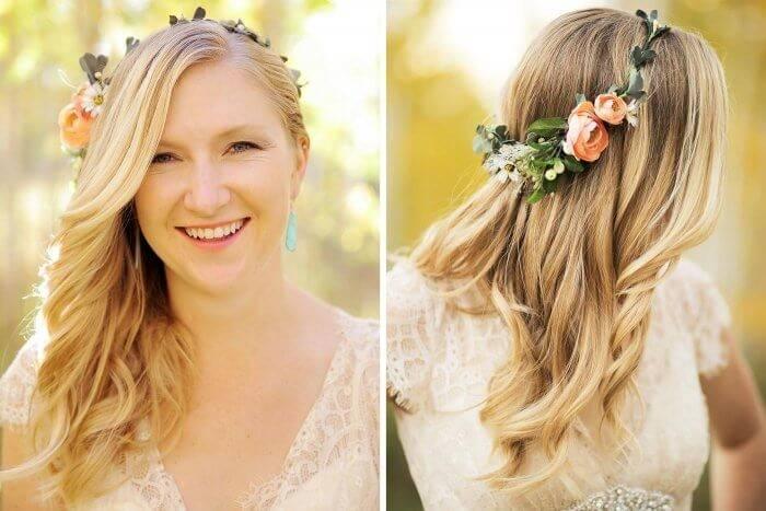 Brautfrisur Blumen Frisur Hochzeit Blumen – Weekofoutrage Brautfrisur Blumen Frisuren Hochzeit Von 1073 Best Hochzeit Frisuren