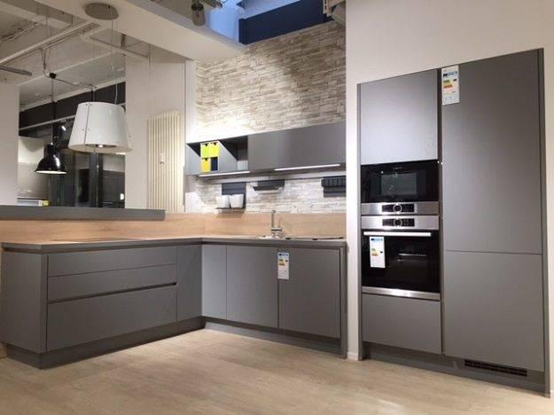 Nicht weiß, nicht schwarz, nicht dunkel und nicht hell – Graue Küchen sind  irgendwas dazwischen und absolut im Trend