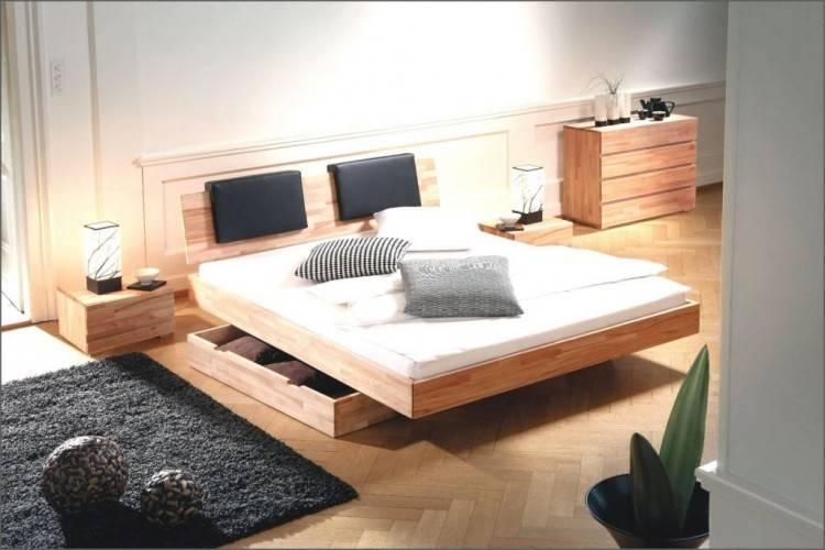 Schlafzimmer Wohnwand Mit Bett