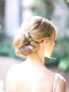 Zehn Wege, wie man das Beste aus  diesem Hochzeitsfrisuren Dutt herausholt | hochzeitsfrisuren dutt