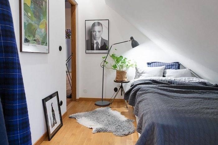 Jugendzimmer mit Dachschräge – 35 Ideen für die Gestaltung