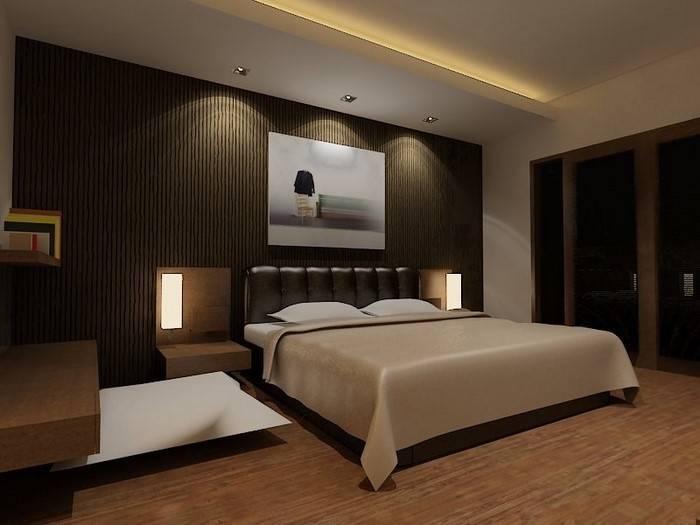 braun schlafzimmer