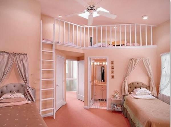 Wandfarbe Altrosa Plus Charmant Schlafzimmer Themen