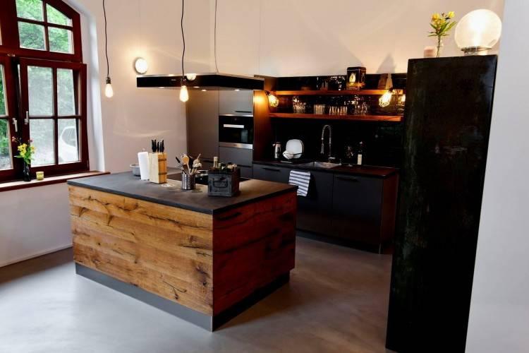 Küchenideen Coating Muur Keuken Best Werkhaus Exklusive Küchen Und  Schreinerküchen Im Foto S Kuchen Ideen Kindergeburtstag