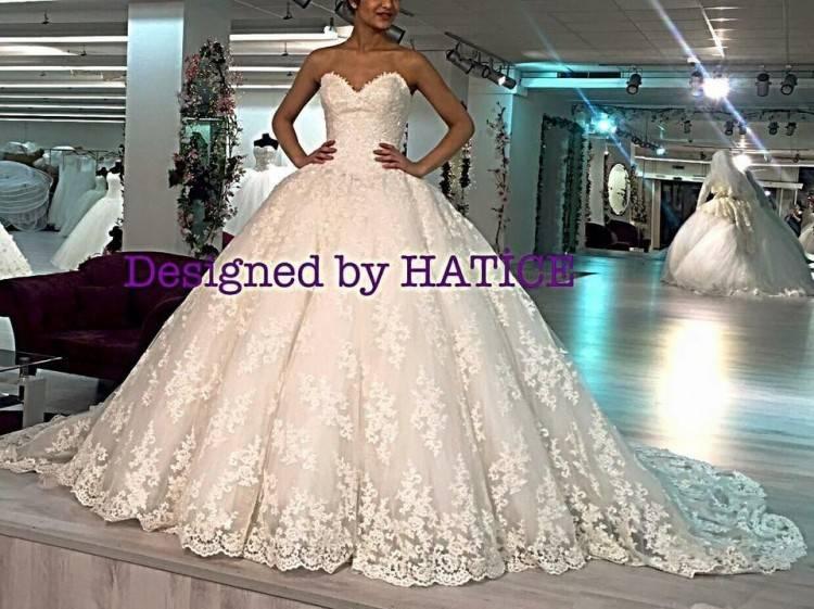 Brautkleid Hochzeitskleid aus Duisburg modaci vip gelinlik 4