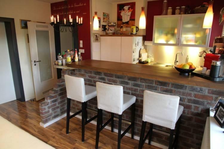 Bilder von Küche mit Tresen