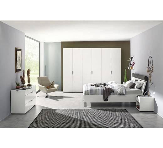 Schlafzimmer Ideen in Weiß – 75 moderne Einrichtungsbeispiele