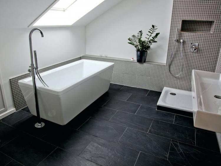 Badezimmer Ideen Klein Elegant Bodenbelag Schwarze Fliesen Weiße Und Einzigartig Schlafzimmer Inspiration