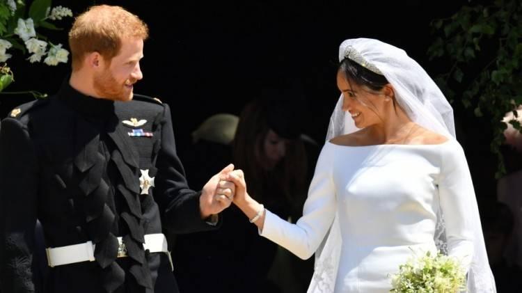 Bereits ihr Hochzeitskleid ließ die Herzen der Fans (und natürlich das von  Harry) höher schlagen