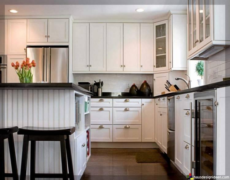 Kleine Schmale Küche Einrichten New Ideen Kuche Einrichten Wohndesign