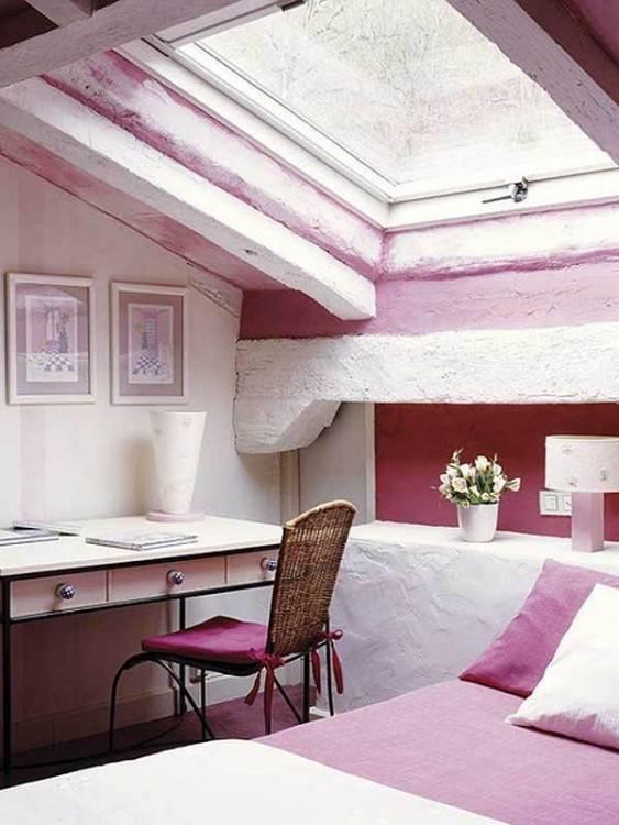 Wohnzimmer Ideen Schräge Kleines Zimmer Mit Dachschräge Einrichten Avec Kleines Zimmer Mit Dachschräge Einrichten Et Tapete
