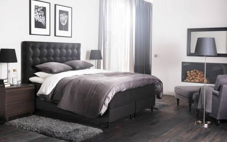 IKEA HEMNES Bettgestell schwarzbraun bietet dir den richtigen Platz für  Erholung
