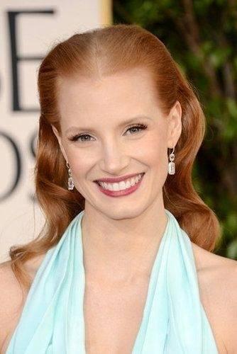 Die extrem hohe Stirn ist das Markenzeichen vom  belgischen Model Hanne Gaby Odiele Foto: Getty Images