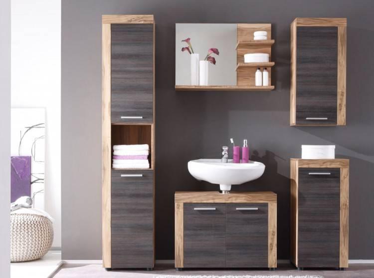 Badmöbel sind wesentliche Gestaltungselemente in einem Bad