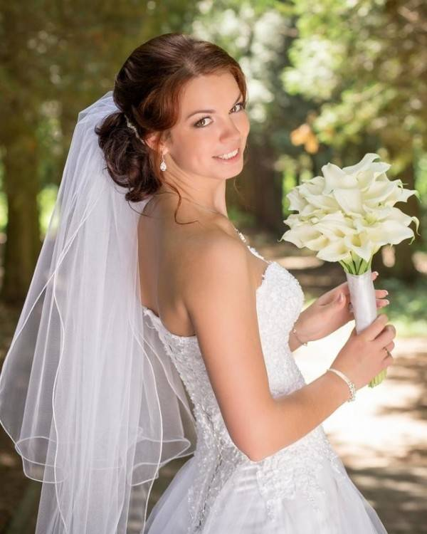 Elegante Hochzeitsfrisuren