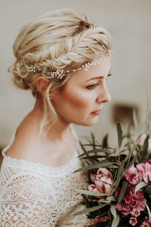 Locken Frisuren Hochzeit Neueste – Frisur 2018 : Locken Frisuren Hochzeit  Neueste Frisur 2018 Ohne Hochzeitsfrisuren: Die Schönsten Frisuren Für
