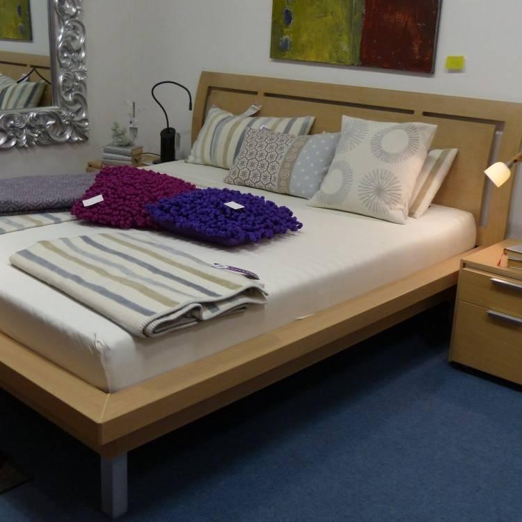 Schlafzimmer Ausstellungsstücke