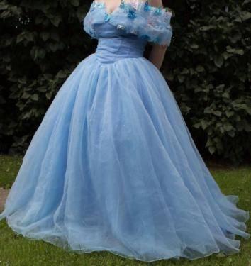 Cinderella Disney Hochzeitskleid