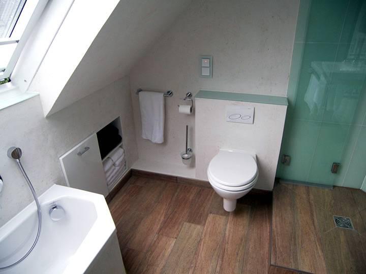 32 moderne Badideen – Fliesen in Holzoptik verlegen | Badezimmer