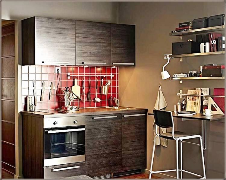 Frisch Mobel Dekor Ideen Und Kleine Küche Ikea