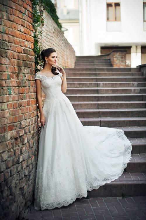 Brautkleid, Hochzeitskleid der Marke Pronovias,