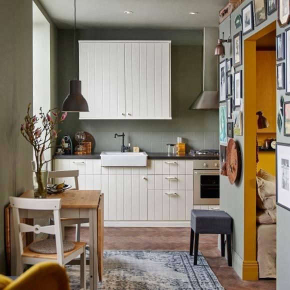 70 verblüffende Küchen Ideen in Blau