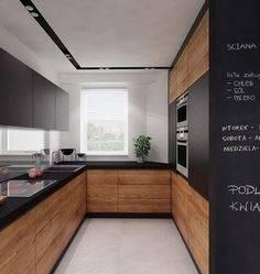 neue Küchenideen moderner industrial look schwarze Metrofliesen Wand Neue  Küchenideen aus Pinterest und 8 sich daraus entwickelnde Trends | Küche