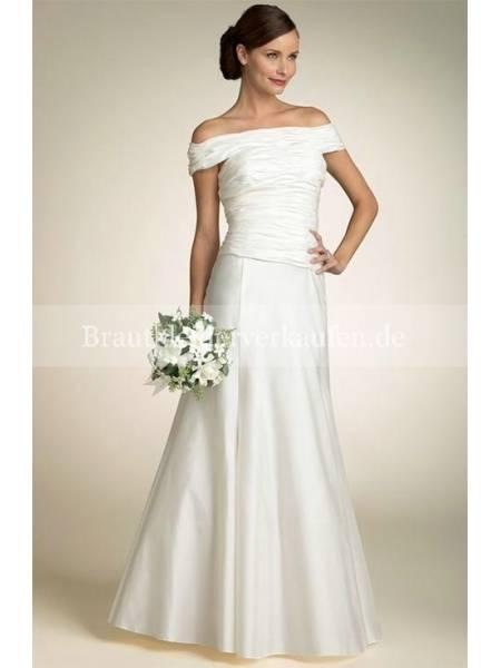 Hochzeitskleid Katherina aus 100 % Baumwolle