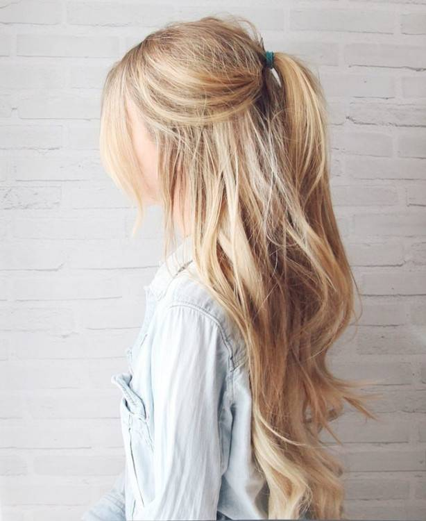 Schnelle und einfache Frisuren – Stylingideen mit Anleitungen | Haare