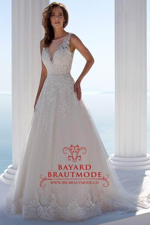 Blush Pink Brautkleider Mit Ärmel Große Größe Hochzeitskleider Satin Nach Mäßig