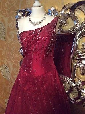 Abendkleid, Brautkleid Bordeaux 5