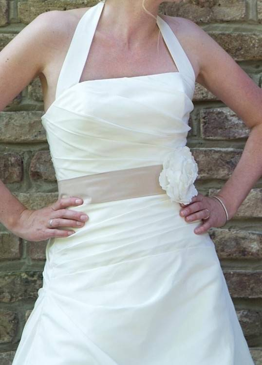 Weiße Brautkleider Große Größen Blumen Tüll Hochzeitskleider Brautmoden