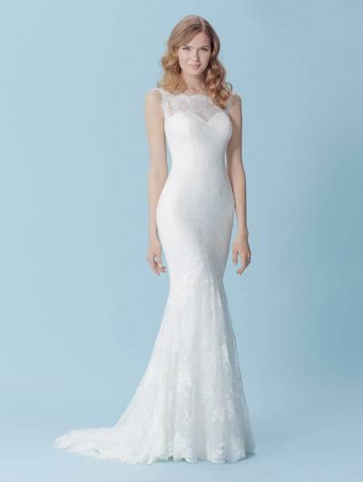 Hochzeitskleid mit Ärmeln Hochzeitskleid