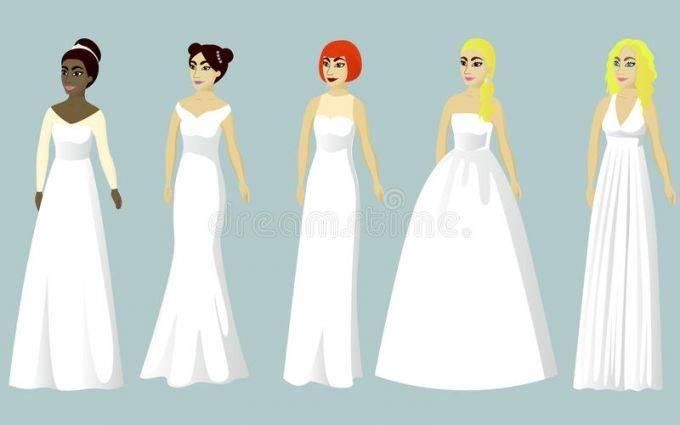 Weißes Hochzeitskleid / Anziehende Schlauchoberseitenspitze Nehmen Das  Abnehmen Des Brauthochzeitskleides / In Den Speicher Ab, Um Mehr Arten Zu  Wählen
