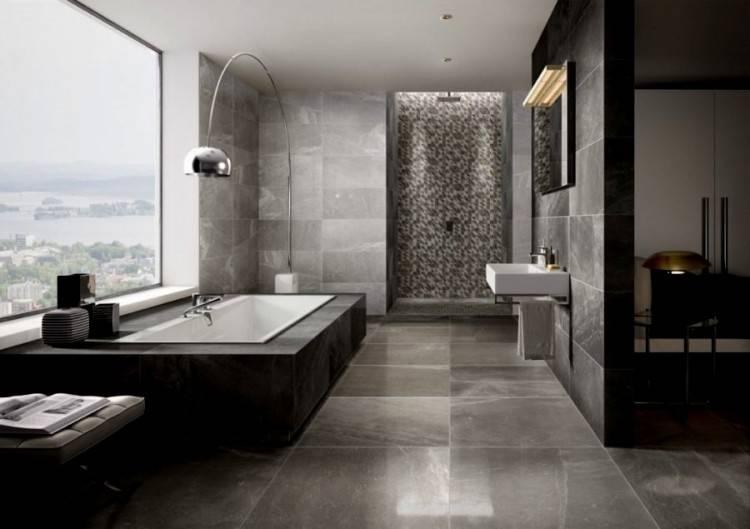 37 Wohnideen für Badezimmer: schlicht als Synonym für modern