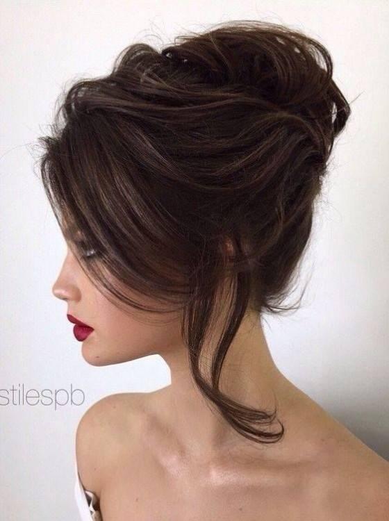 Brautfrisuren Lange Haare Elegant Hochzeit Frisuren Langes Haar Elegant  Beautiful Updo Hairstyles