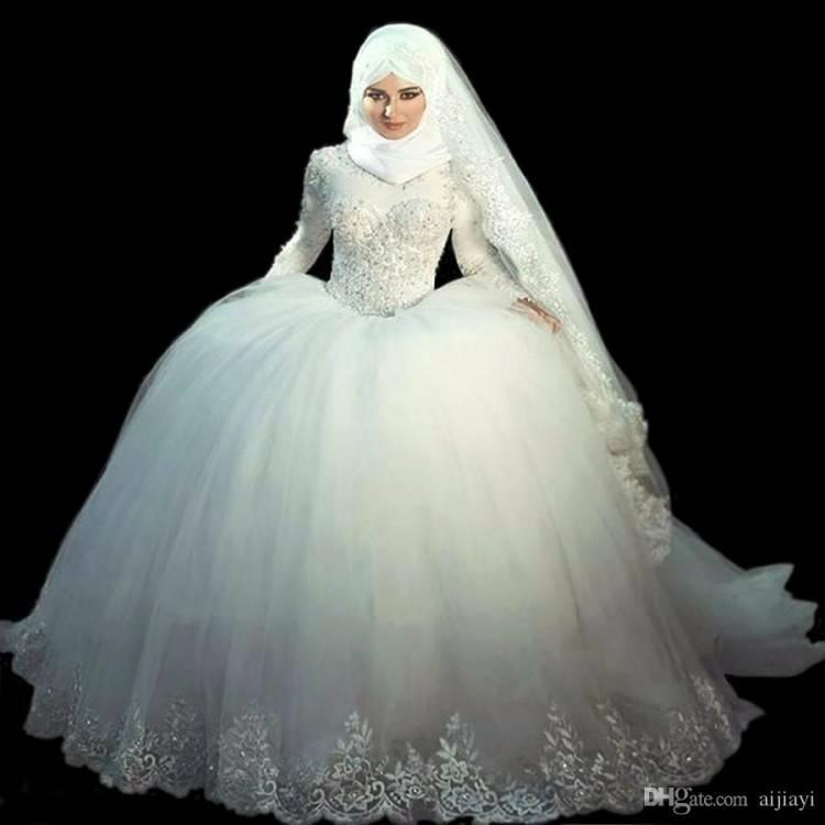 BeryLove Meerjungfrau Mit Langen Ärmeln Spitze Brautkleider 2018 Illusion Hochzeitskleid China Frauen Stile Elegante Hochzeit Kleider